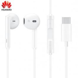 Wired In-Ear Earphone with Type C Headphone Plug for Samsung/Huawei/Xiaomi