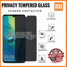 [PRIVACY] Redmi Note 3, 4, 4X, 5, 5A Anti Spy Full Glue 9H Hardness Tempered Glass