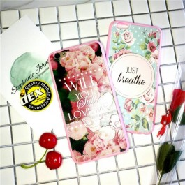 iPhone 6/6S, 7/8 Pink Series Fashion Case