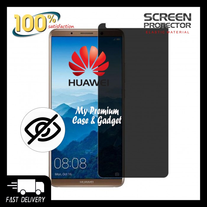 Best Privacy Tempered Glass 9H for Huawei Honor 9 Lite