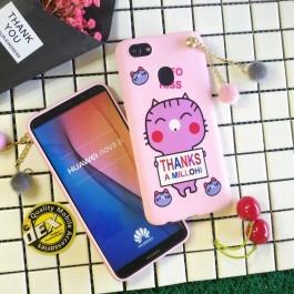 Huawei Nova 2i Pinky Series Silicone Cute Case
