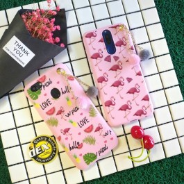 iPhone 5/5S/SE, 6/6S, 7/8 Pinky Series Silicone Cute Case