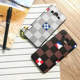 iPhone 5/5S/SE, 6/6S, 7/8, 7 Plus/8 Plus LV Flag Design Case