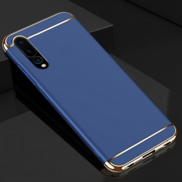 [PROMOTION] Huawei  P20, P20 Pro Luxury 3 In 1 Luxury 3 In 1 Ultra Slim Thin Matte Full Protection Hard Case
