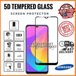 [FULL COVER]  Samsung Galaxy Note 8, 9 5D/9D Premium Edge To Edge HD Full Glue Tempered Glass