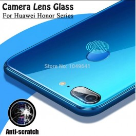 Honor 8X HD Back Rear Camera Lens Full Glue Clear Tempered Glass