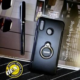 Samsung Galaxy J1 Ace, J2 Core, J2/J3/J5/J7 Pro, J4/J6 2018, J4 Plus, J6 Plus, J7 Plus Motomo Ring Holder Hybrid Case