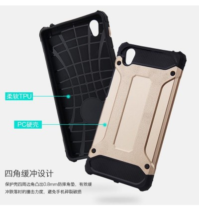Asus Zenfone 3 Max 5.5 ZC553 Like Spigen Armour Cushion Case