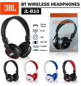JBL JL-B10 Bluetooth Wireless Headphones