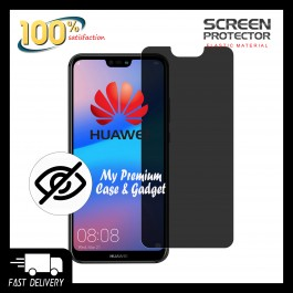 Huawei Y3, Y5ii, Y9 2019 Privacy Tempered Glass
