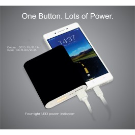 Xiaomi Powerbank Portable Output Rechargeable For Smartphone Oppo Vivo Huawei