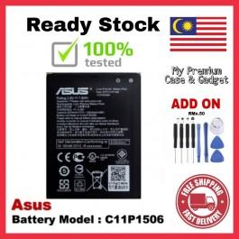[100% FULL CAPACITY] Battery Asus Zenfone C/ZC451CG, Go 4.5/ZB452KG, Go 5.0/ZB500KL, Go 5.0/ZC500TG, Go 5.5/ZB551KL, 2 Laser 5.0/ZE500KL, 2 Laser 5.5/ZE550KL/2 Laser 6.0/ZE601KL/Selfie 5.5/ZD551KL High Quality Replacement Spareparts