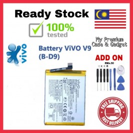 [100% FULL CAPACITY] Battery Vivo S1, V3 Max, V5/V5S/V5 Lite/Y66/Y67, V5 Plus, V7, V7 Plus, V9, V11i, V15, V15 Pro/S1 Pro, X5 Pro High Quality Replacement Spareparts Add-On Tools