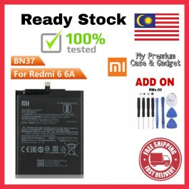 [100% FULL CAPACITY] Battery Redmi 2, 3/3S/4X, 4A, 5, 5A, 5 Plus, 6/6A, 6 Pro, 7A, 8/8A, 9, 9A/9C BM40 BM47 BN30 BN34 BN35 BN37 BN44 BN47 BN49 BN51 BN54 BN56 High Quality Replacement Spareparts
