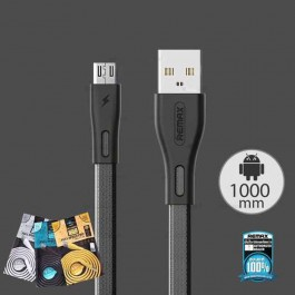 REMAX RC-090m RC116m Fast Charge Data Sync Micro USB Cable