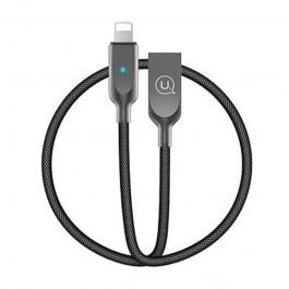 USAMS SJ154 U-Sun Series Charging Cable For iPhone iOS