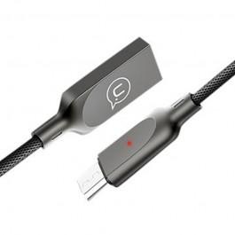 USAMS SJ170 188cm U-Sun Series Charging Cable For iPhone iOS