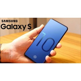 Samsung Galaxy S10, S10 Plus, 10 Edge Nano Glass Film Screen Protector Diamond Quality
