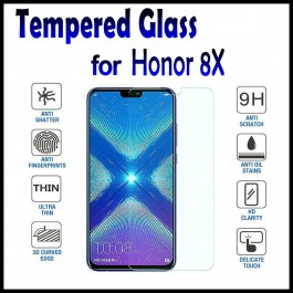 Huawei Honor 8X Matte Anti Fingerprint Tempered Glass 9H Hardness