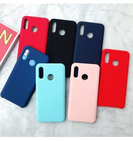 Huawei Nova 4, Nova 4e Simple Style Matte Liquid Silicone TPU Ultra Thin Case