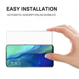 Huawei Honor View 20 HD 9H Hardness Full Glue Clear Tempered Glass