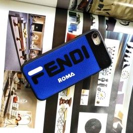 Samsung Galaxy J2 Prime Branded Fendi Logo Soft Silicone Fashion TPU Case