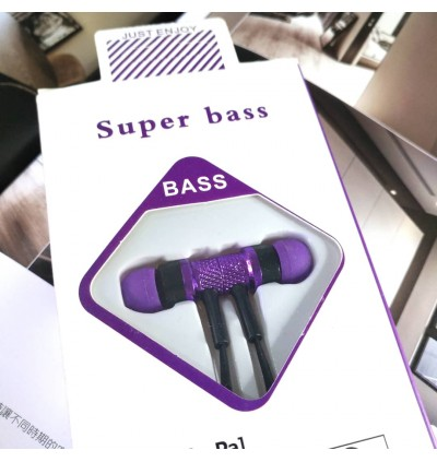 New XTH-836 Sport Super Bass Stereo Earphone With Microphone
