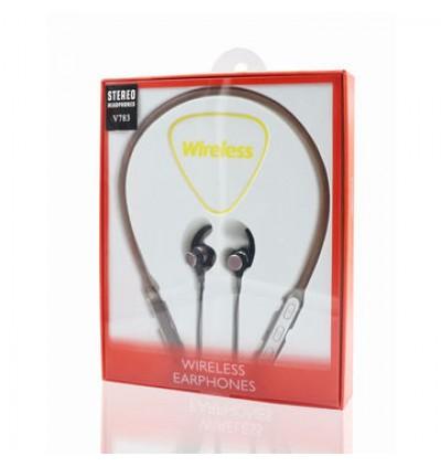 SONY Neck Sport Wireless Headphone V783 Bluetooth Sweat Resistance With Extra Bass