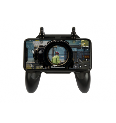 [NEW] W10 GamePad For Mobile Phone Game Controller And Trigger For PUBG And MOBA Games