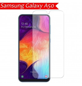 Samsung Galaxy A10, A20, A30, A50 Tempered Glass Clear