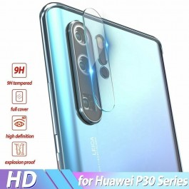 Huawei P20, P20 Pro, P30, P30 Pro HD Back Rear Camera Lens Full Glue Clear Tempered Glass