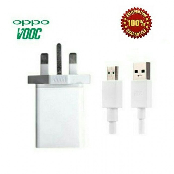 Charger OPPO VOOC 4A 100% Fast Flash Charging | Mdex Online