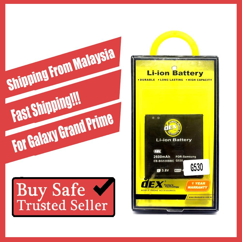 Battery Dex For Samsung Galaxy Ace 2 3 Core Prime Grand Baterai G530 Mega 63 Mini