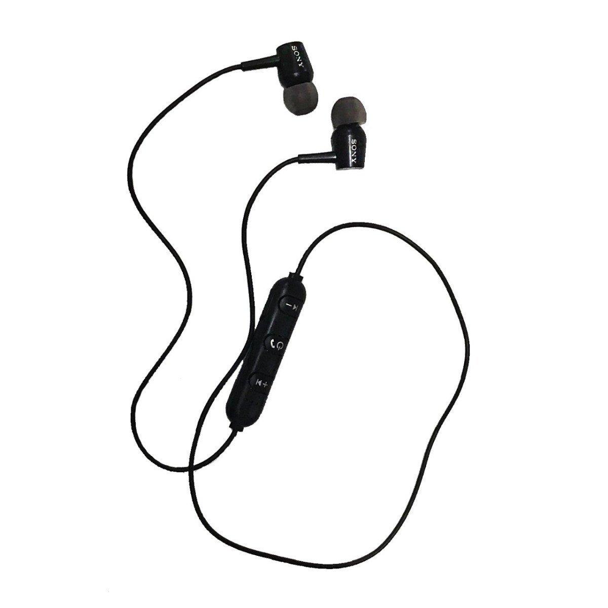 Sony Bluetooth Earphone Mh 750 Mddex Online Store Headset Mh750 Model