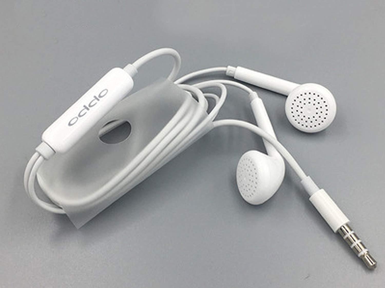 Oppo Mh133 35mm Jack Handsfree Headset Earphones Headphone With Mic Hf Zipper Universal Earphone Mp3 R9 1
