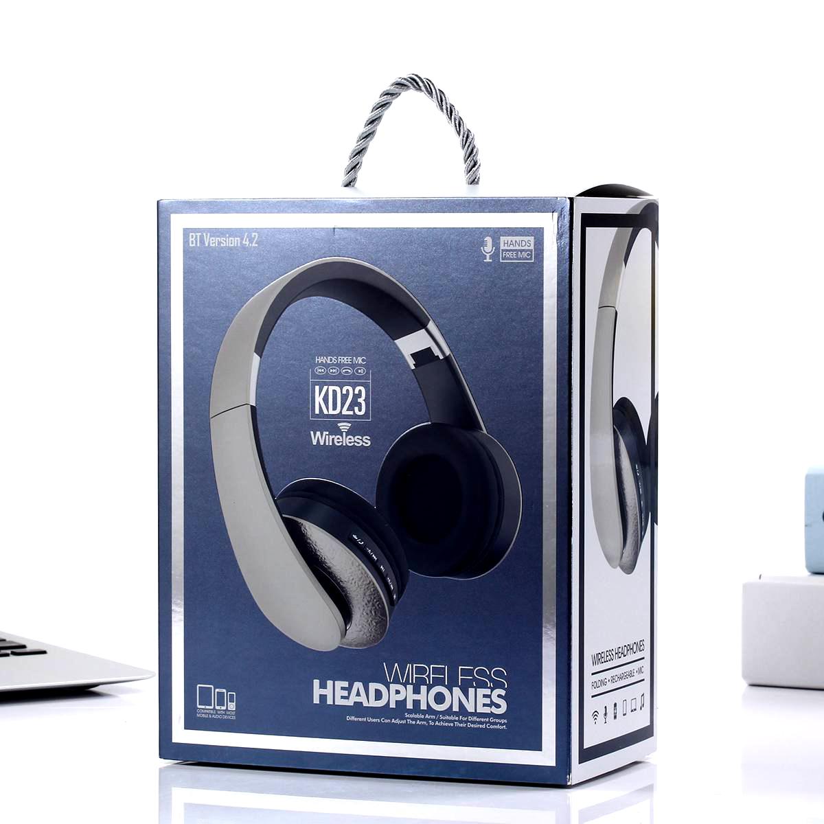 Jbl Kd23 Wireless Bluetooth Headset Metal Fordable 41 Hansfree Sony Xperia Series Merah Headphone